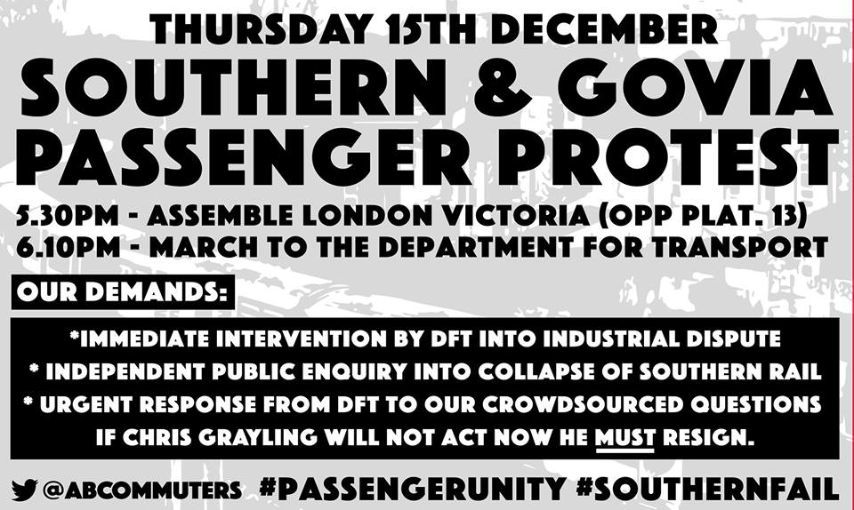 Your complete guide to Thursday's #SouthernFail protest: How You CanHelp