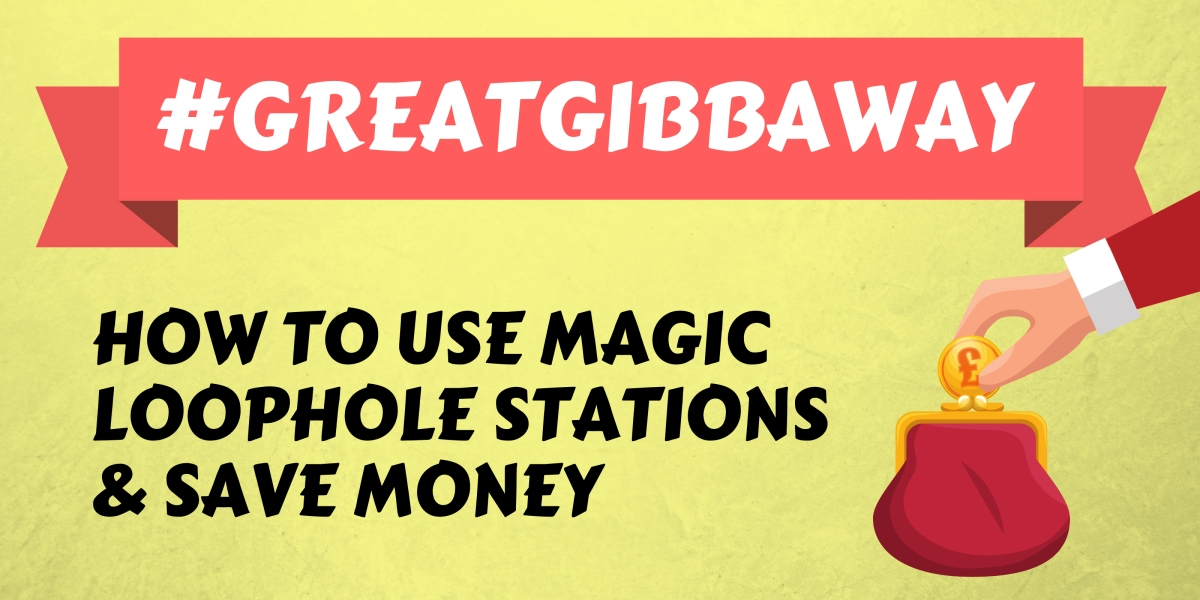 EXCLUSIVE: ABC presents…The Great Gibb Giveaway! What's your Magic LoopholeStation?!