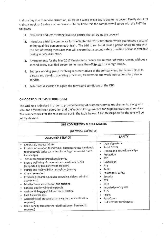 RMT offer to GTR page 2