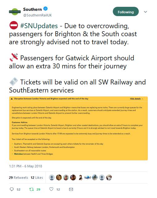 1331 Southern Rail
